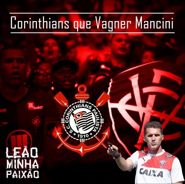 Corinthians quer Vagner Mancini do Vitória